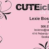 Cuteicles Nail Design